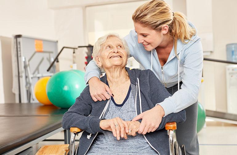 curegia - Konzept Pflege & Physio