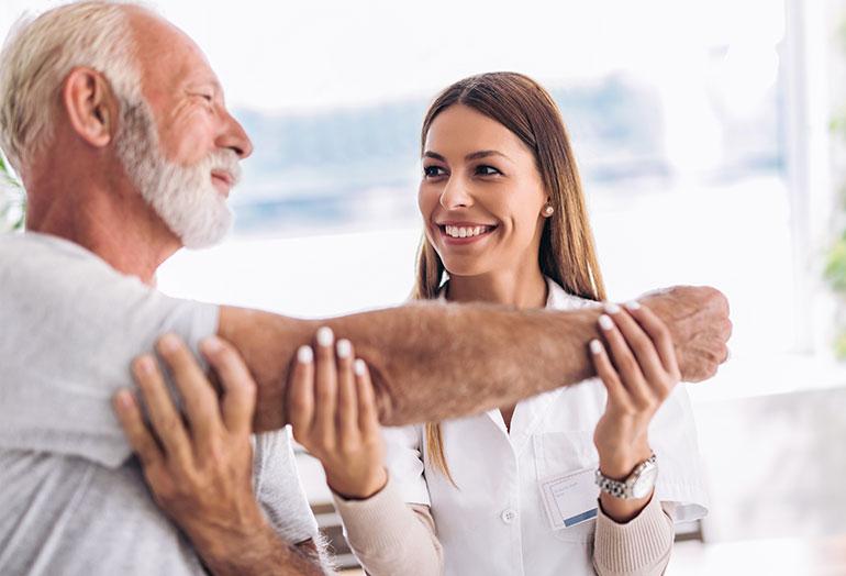 curegia - Physiotherapie in der Praxis