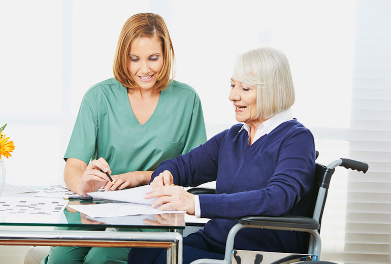 Was sind die Voraussetzungen für einen Pflegegrad?
